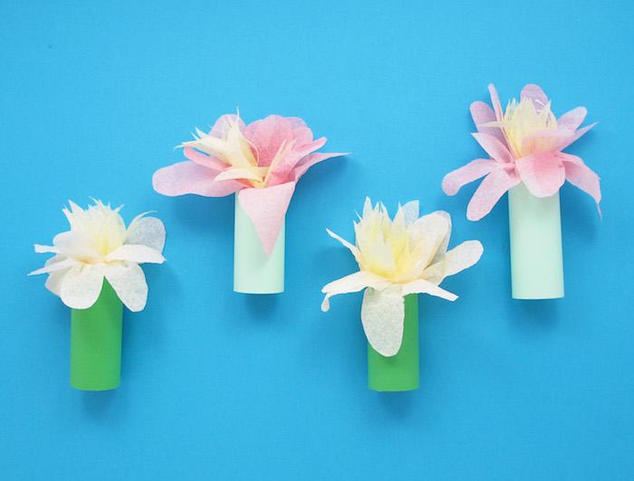 Dicas De Como Fazer Flor De Papel Em Casa Com Papel De